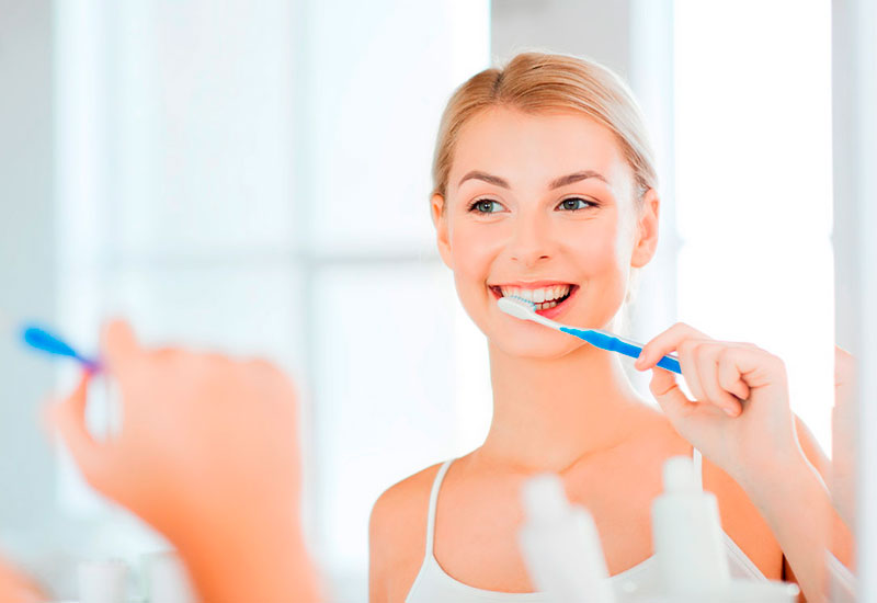 Blanqueamiento Dental - Cuidados